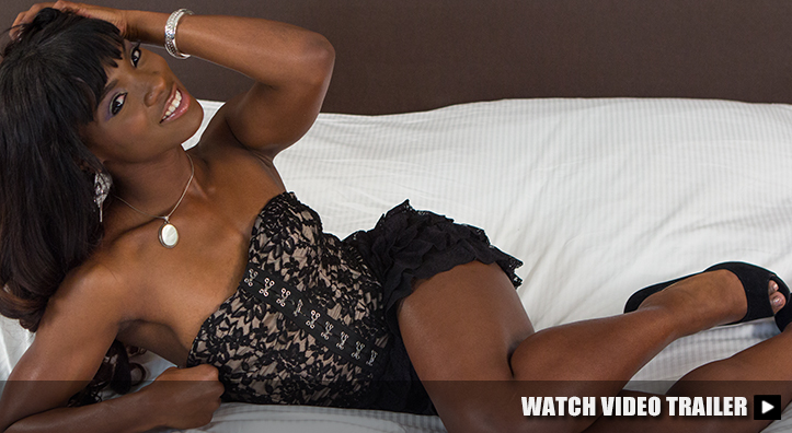 Good Girl Gone Bad Black Teen Bares it All in this Video
